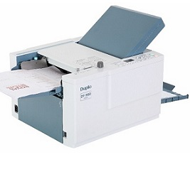 Duplo DF-980 Folding Machine