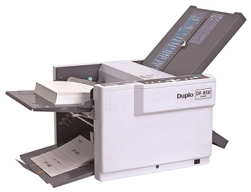 Duplo DF-850 Folding Machine
