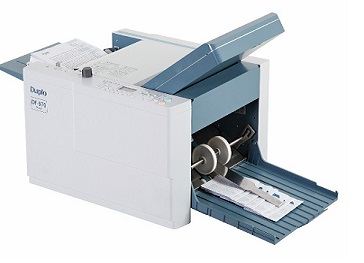 brochure folding machine