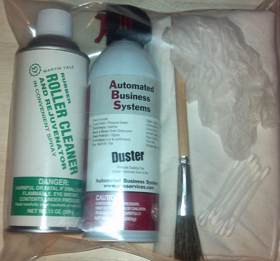 A.B.S. MA Service Cleaning Kit