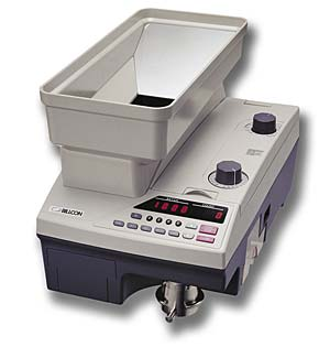 Billcon CHS-10 High Speed Coin Counter