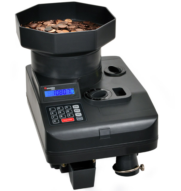Cassida C850 Coin Counter